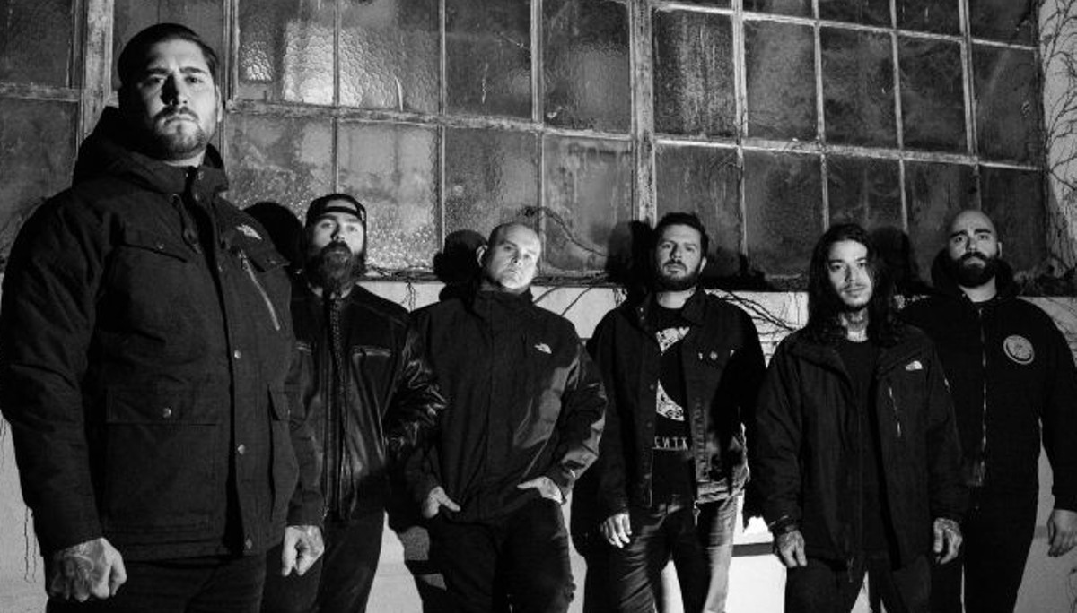 Fit For An Autopsy comes to AURA Fest