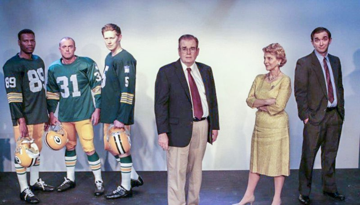 Lombardi brings storied coach's story to the stage