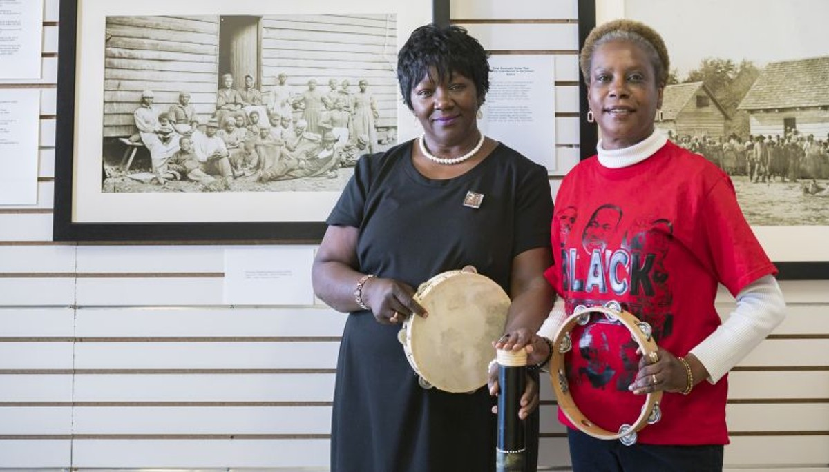 On sacred ground: Savannah Gallery on Slavery and Healing seeks to tell the full story