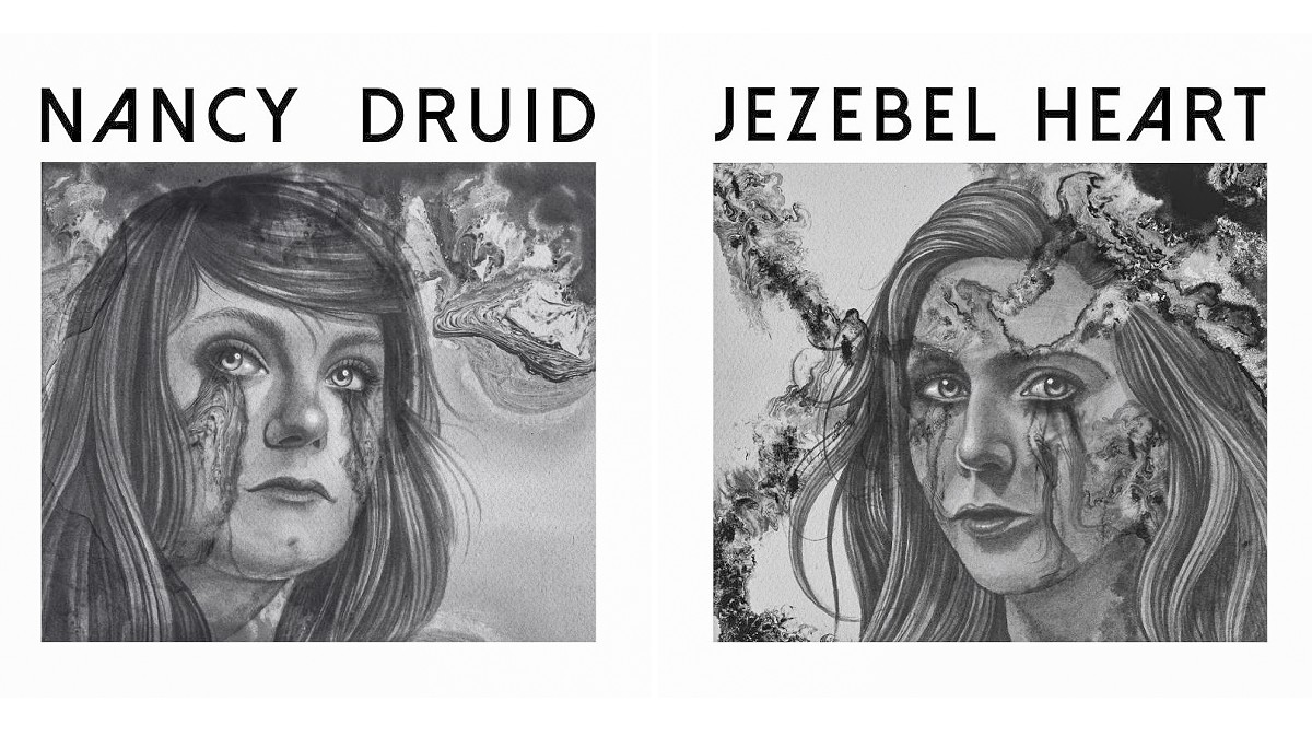 Album Review: Nancy Druid/Jezebel Heart's Split Single