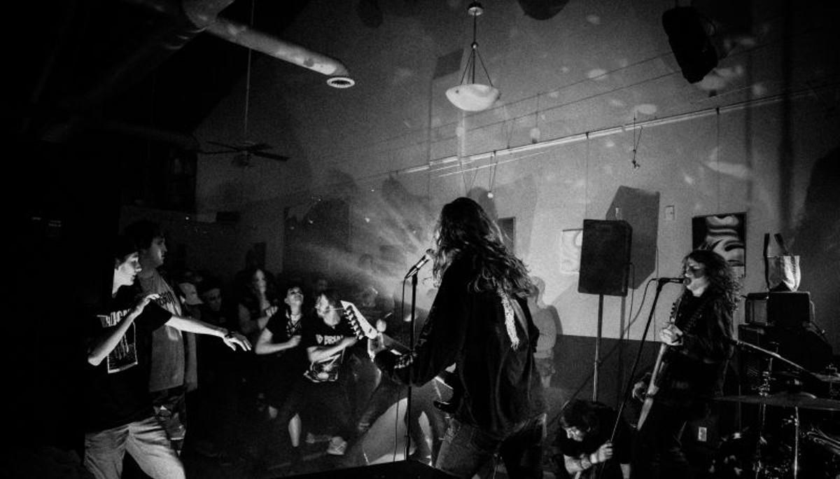 Vacant Flesh ready for  AURA Fest livestream show
