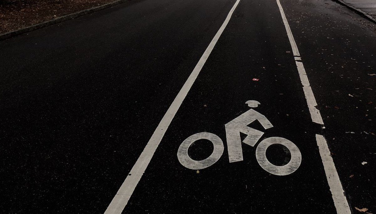 When the future is uncertain, go by bike