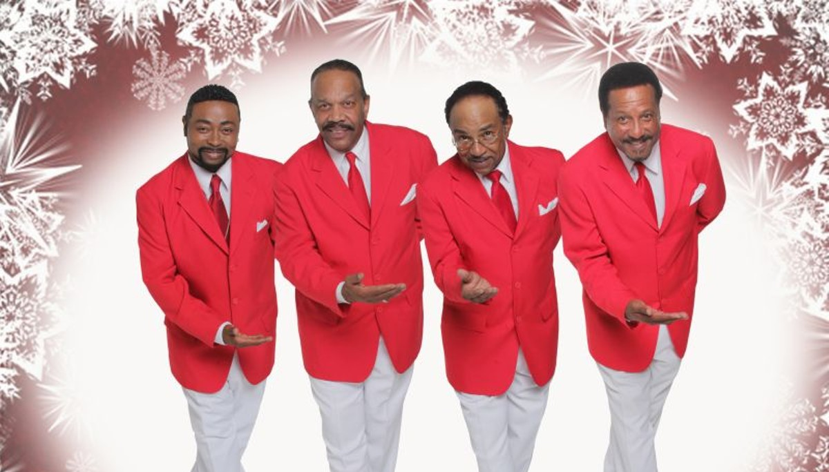 Deck The Halls, Motown style!