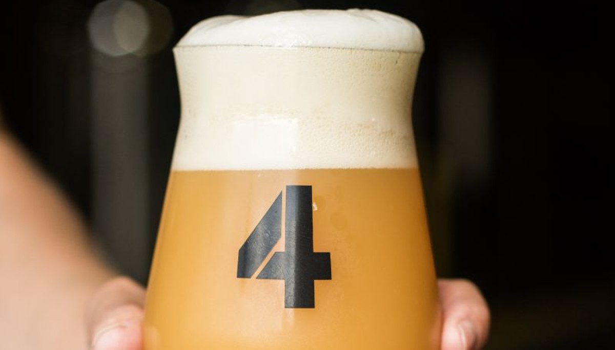 Service Brewing set  to mark four years of hoppy happiness