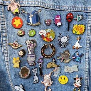 Pins, Patches & Pints: A match made in Starland heaven