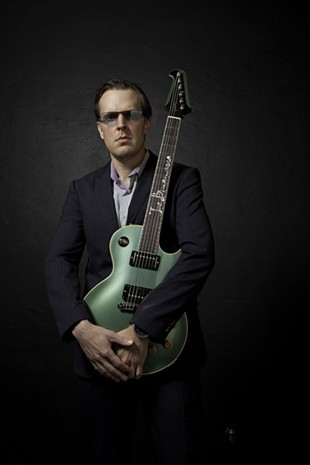 Joe Bonamassa's Blues of Desperation