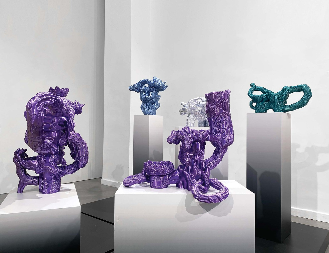 Sculptures by Audrey Large