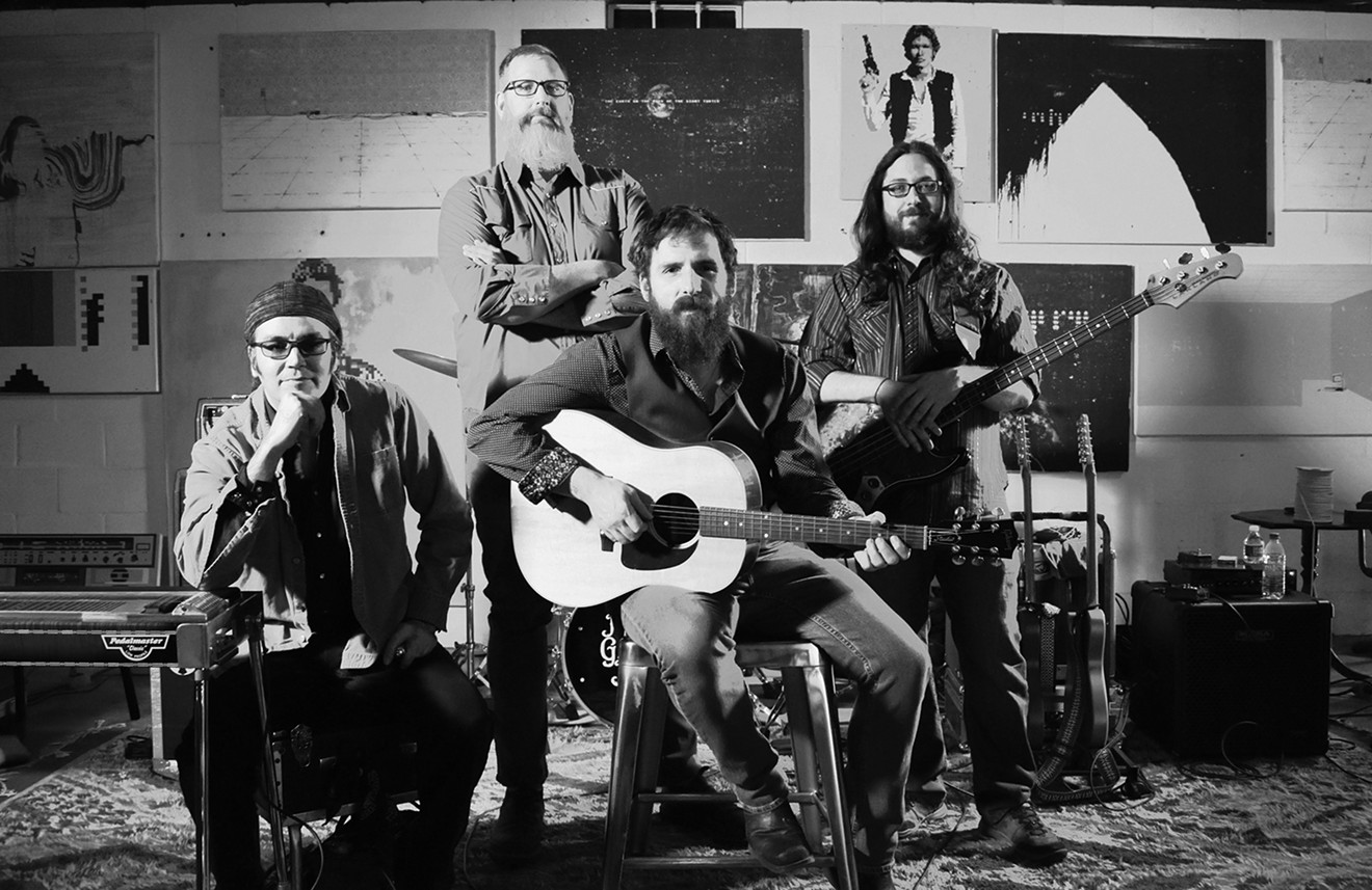 The Kenny George Band will play live at Service Brewing Company May 1.