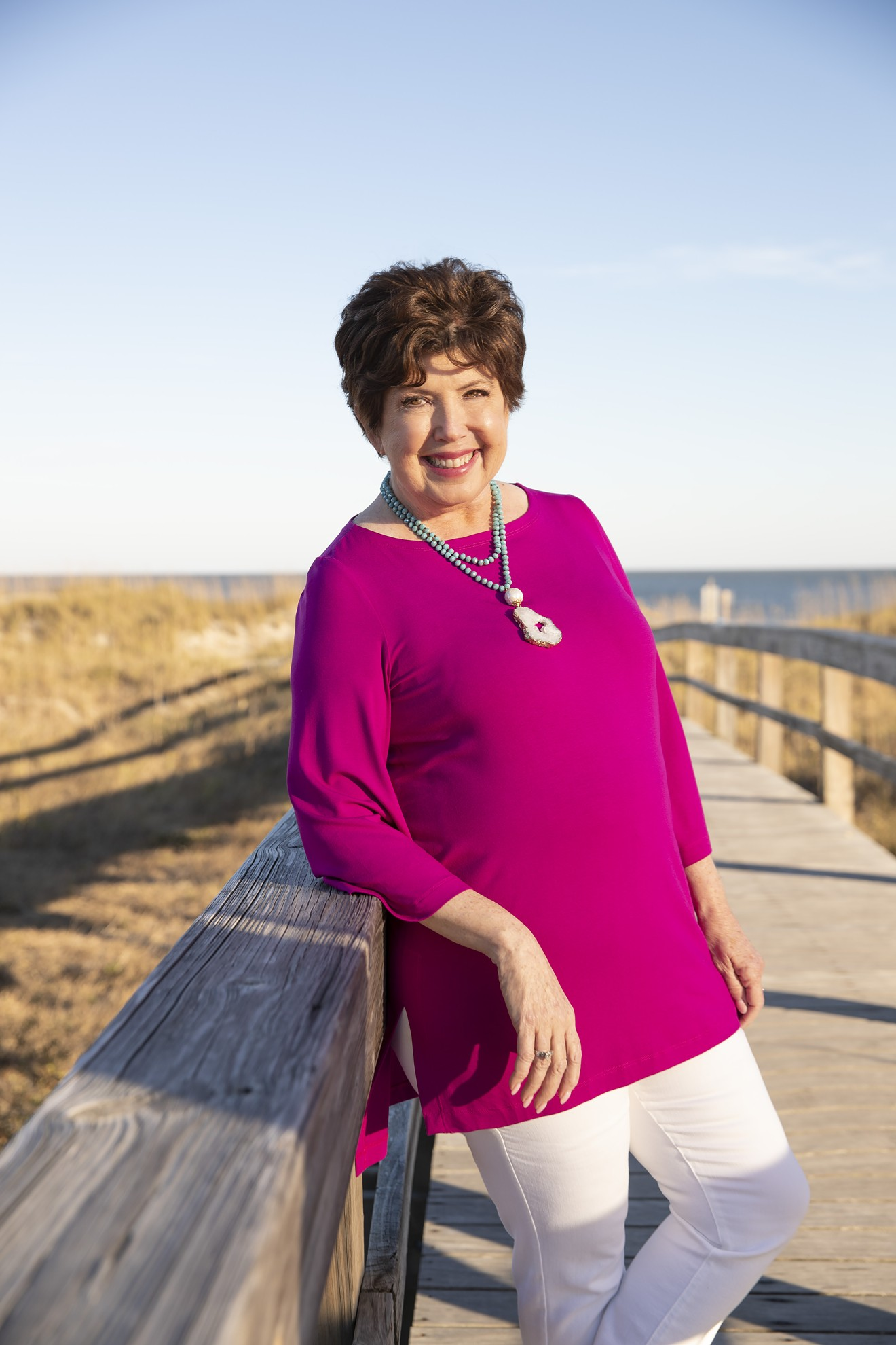 Mary Kay Andrews prepares for her latest book tour
