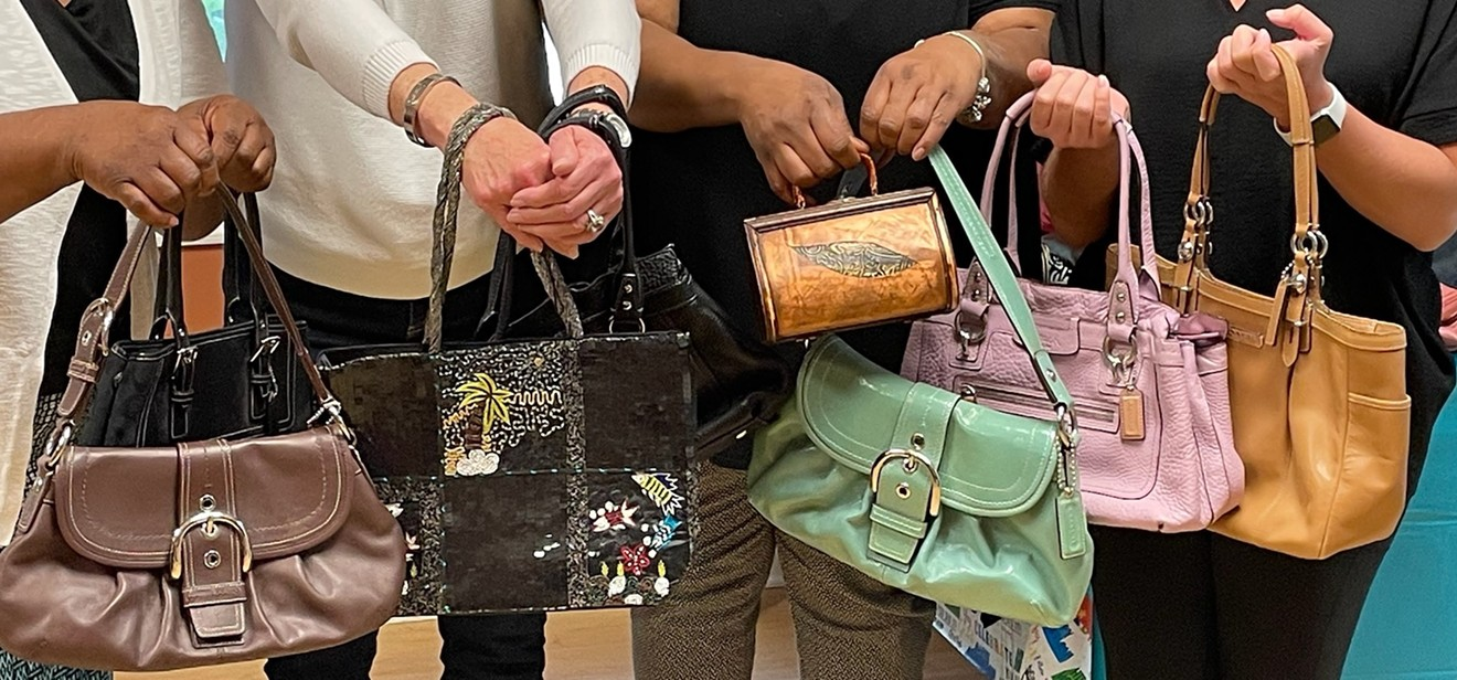 The goal of the purse drive is  for the residents transitioning to pick out something that suits their style and help them to feel more confident. The purses can be new, gentle used, or paired with things that come in a purse such as a wallet, jewelry, or new lotions and cosmetics.
