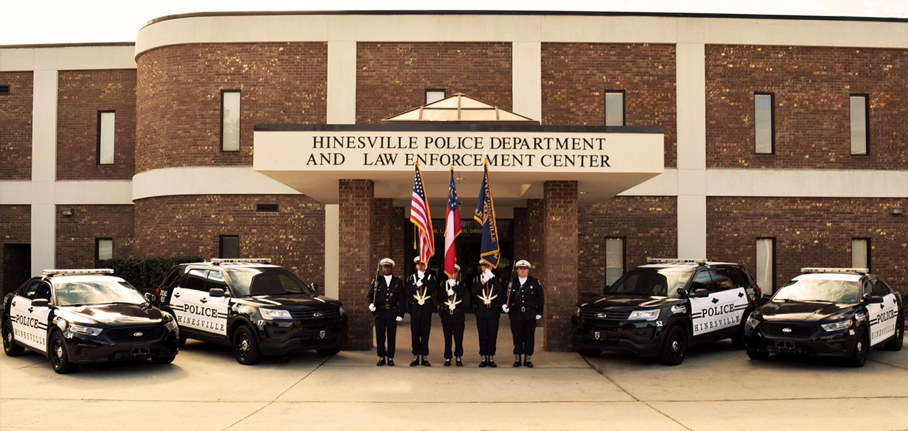 The City of Hinesville and the Hinesville Police Department have joined forces to host a job fair.