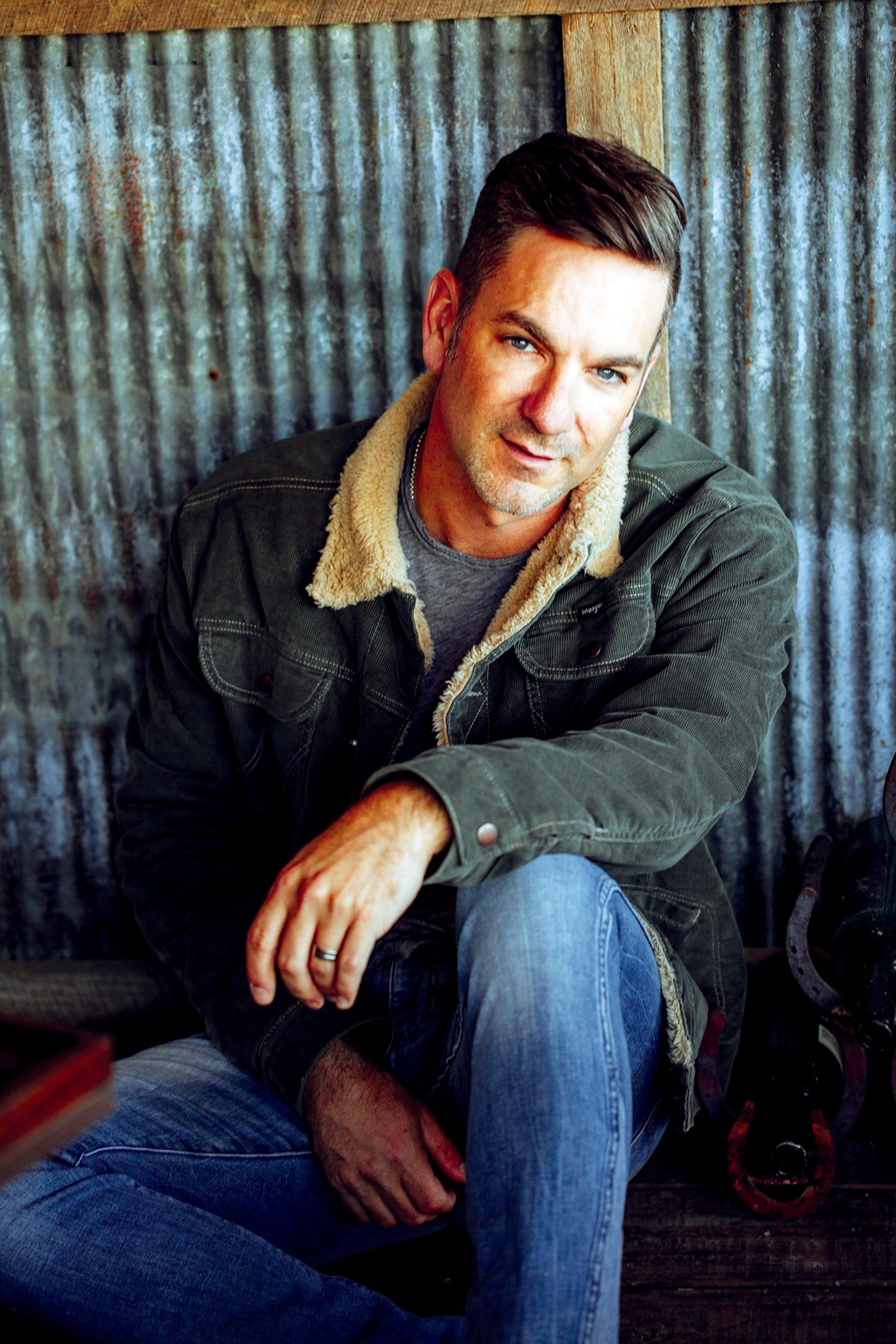 Craig Campbell takes a seat during the pandemic, but looks forward to being on stage Aug. 12 at Savannah's Victory North.