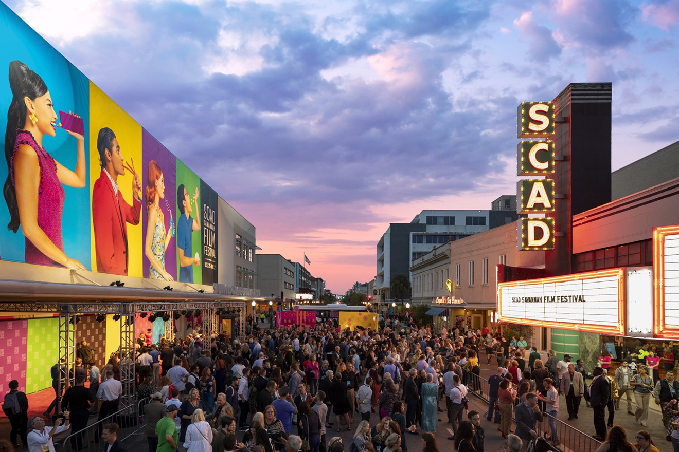 The SCAD Savannah Film estival has become a renowned stop on the road to the Academy Awards. This year's festival will kick off in October, and once again feature in-person screenings and events.