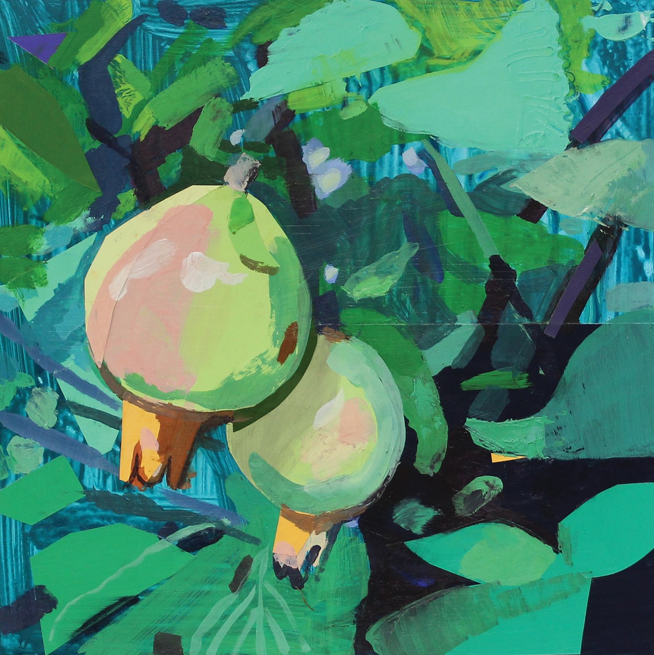 Dana Richardson, Pomegranate Study