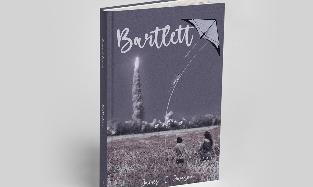 """""""Bartlett"""" by James Janson is available now."""