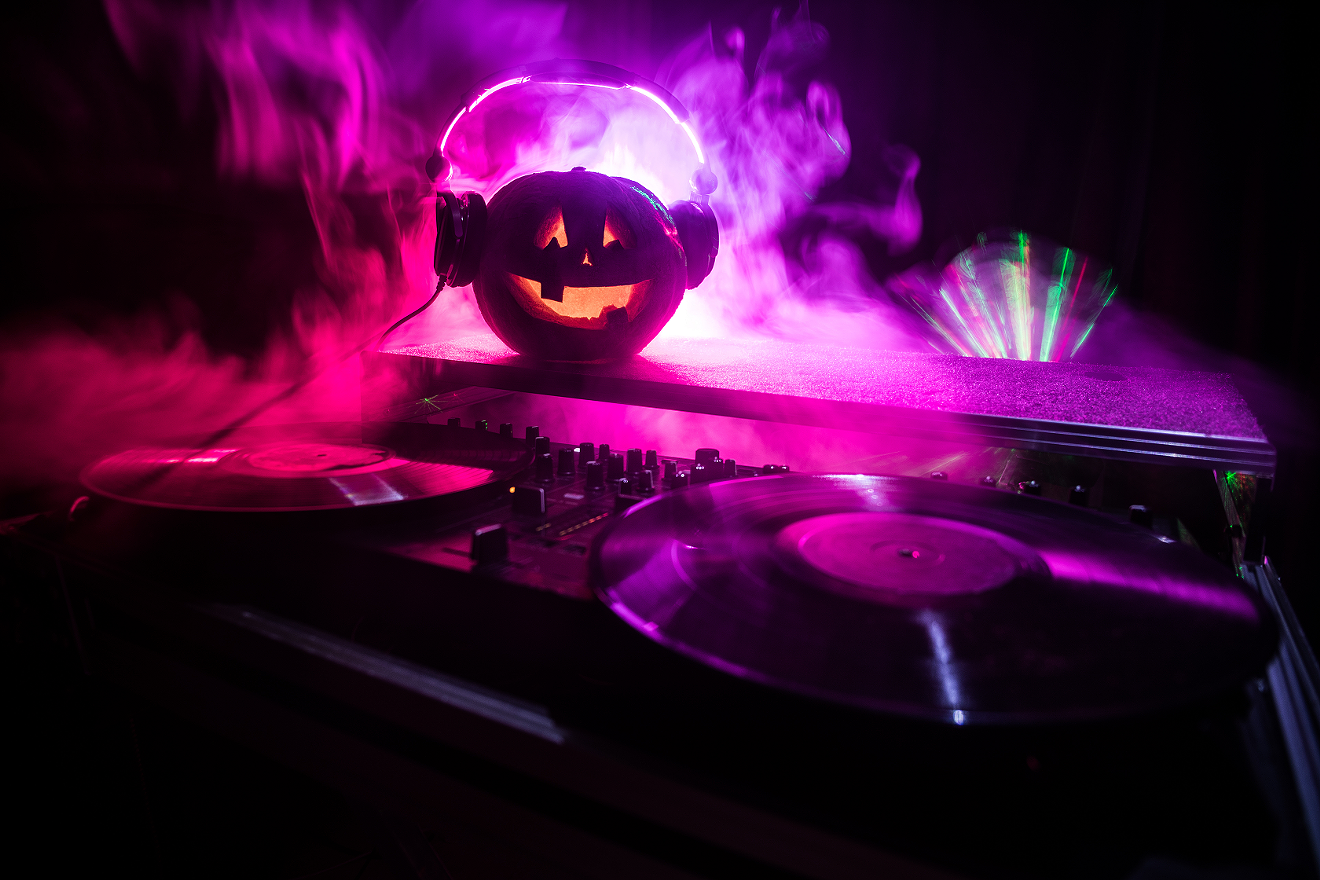 Ultimate Halloween Bash at Electric Moon