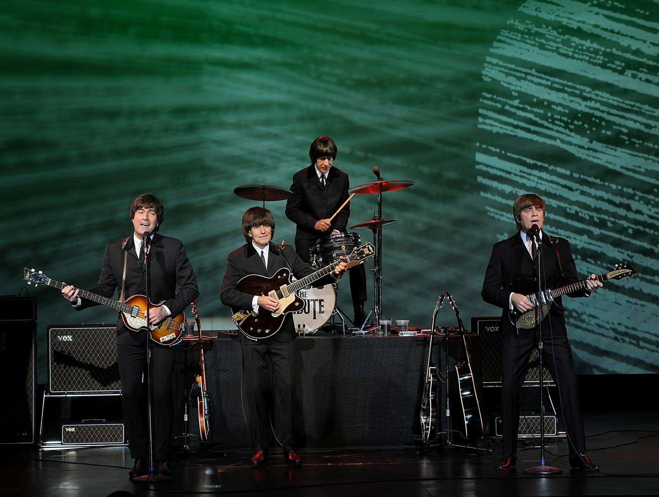 1964:The Tribute