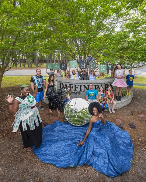 The Earth Day Fest moves to Daffin Park from Forsyth this year. - PHOTO BY GEOFF L JOHNSON