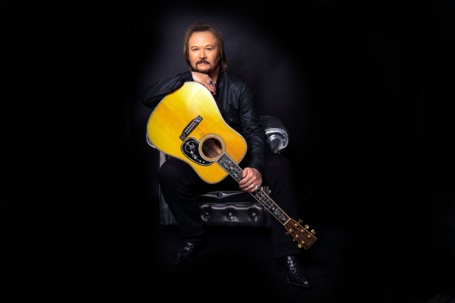 Travis Tritt - PHOTO BY ED RODE