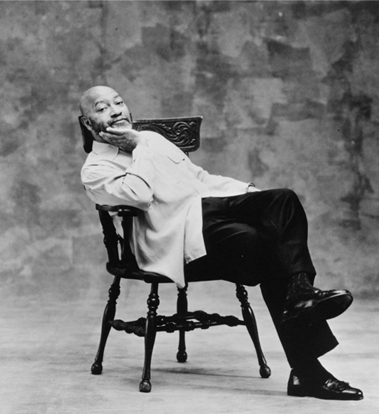 Kenny Barron. Photo by John Swann.