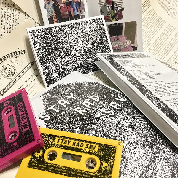 Furious Hooves released an all-Savannah cassette compilation this year. Pick up a copy at furioushooves.com.