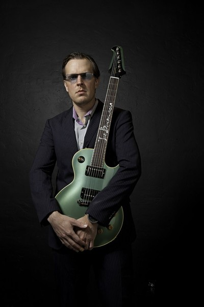 Joe Bonamassa - PHOTO BY RICK GOULD