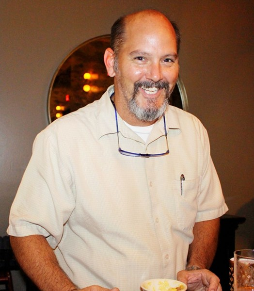 Executive Chef Dusty Grove