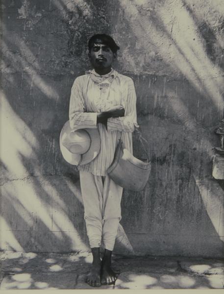 """""""Señor de Papantla,"""" Bravo, 1934-1935."""