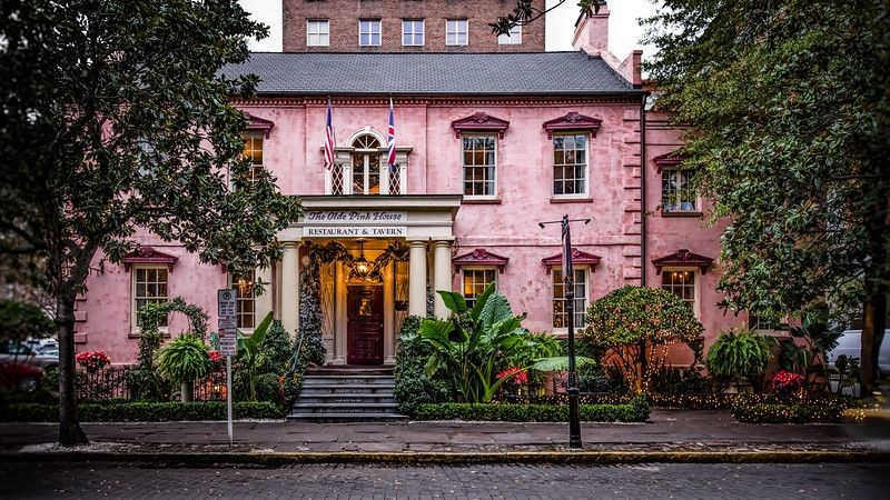 The Pink House vows to repair and re-open after last week's fire, but the symbolic impact of a Savannah icon going up in flames at the end of a tumultuous year of change is hard to deny.