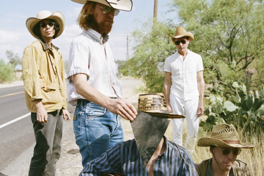 Deerhunter's genre-bending success