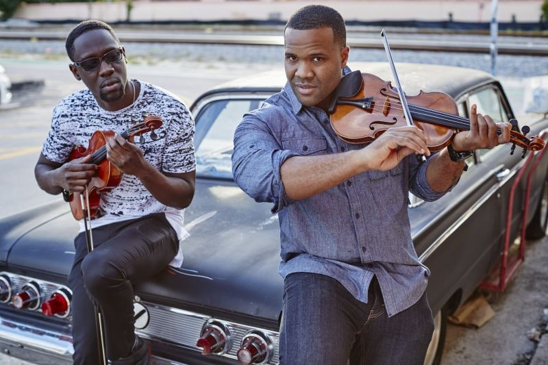 Black Violin: Classical meets hip-hop | Music Features | Savannah