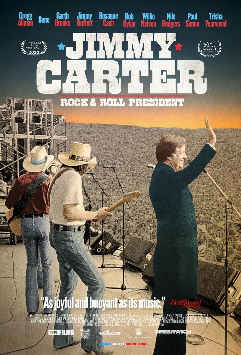 Jimmy Carter Rock Roll President Local Film Savannah News Events Restaurants Music Connect Savannah