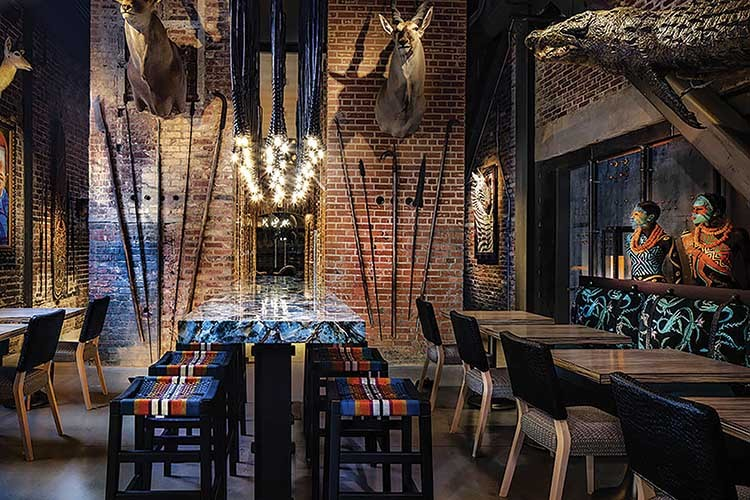 The Baobab Lounge will host a wine tasting event for Tinashe Nyamudoka's brand of wine, Kumusha Wines.