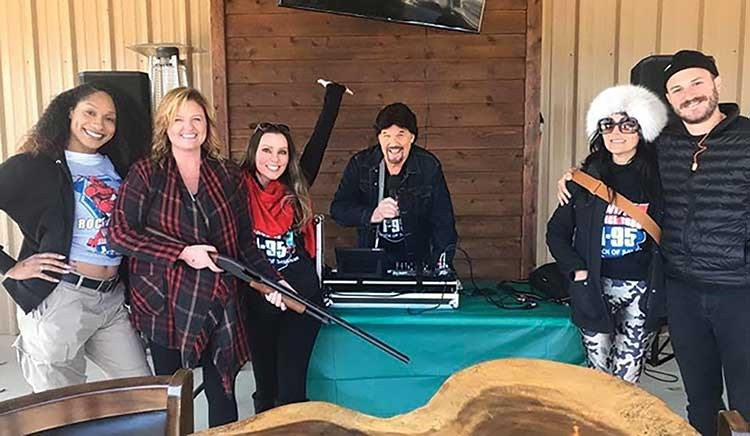 SD Gunner Fund members look forward to the annual clay shooting event. They will host a Sporting Clay Shootout April 17 in Midway.