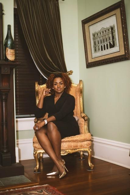 Danietté A. Thomas, new fashion columnist for Connect Savannah