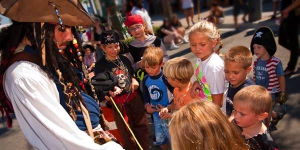 2015 Tybee Island Pirate Festival