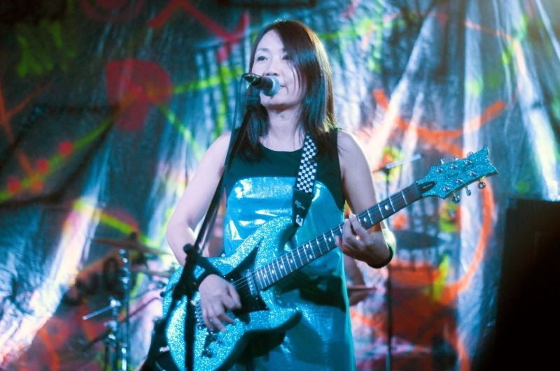 Shonen Knife performed at the Dollhouse in a memorable show.