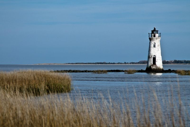 Cockspur Island Lighthouse - PHOTO BY JON WAITS/@JWAITSPHOTO