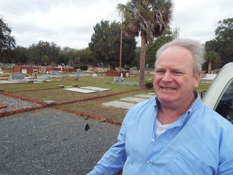 "Retired merchant seaman Michael Higgins determined the identities of five previously ""unknown"" soldiers at Brunswick's Palmetto Cemetery."