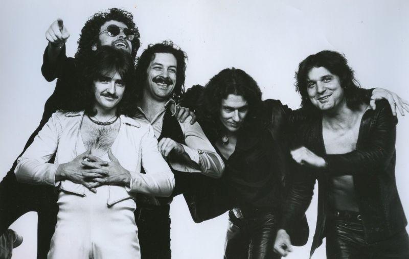 BÖC in 1977.
