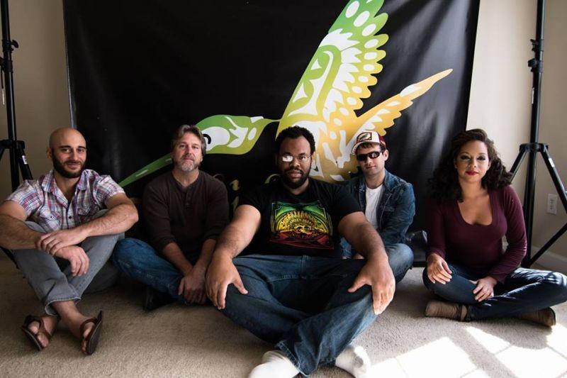 Raynbird offers local reggae vibes.