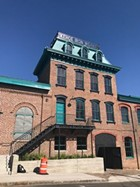 The restored Kehoe Iron Works building.