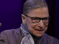 Still <i>RBG</i>,  still Notorious