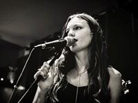Reba Kay, Austin Pillsbury @Foxy Loxy Café