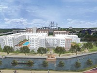 Canal District to feature upscale housing