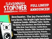 Savannah Stopover presents full lineup