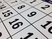 The local school calendar: A daunting undertaking