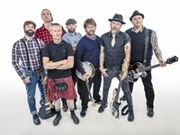 Celtic punk royalty the Peelers keep carrying on