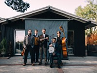 Punch Brothers: Pushing the boundaries of bluegrass