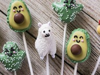 Sweet Whimsy: Art of the cake pop